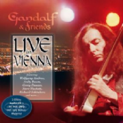 Live in Vienna (CD and DVD) - Gandalf